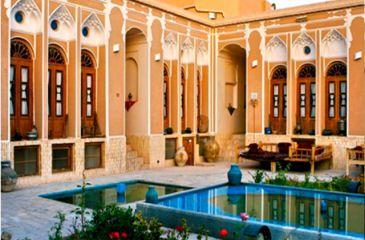 هتل سنتی مهر یزد