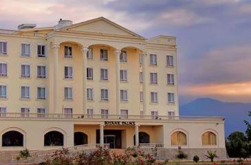 هتل بوتانیک گلستان