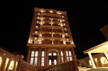 هتل پدرام اردبیل