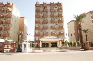 هتل لارا هادریانوس آنتالیا _ لارا