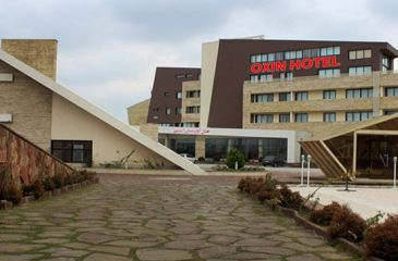 هتل آپارتمان اکسین محمود آباد