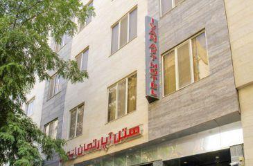 هتل آپارتمان ایوان مشهد