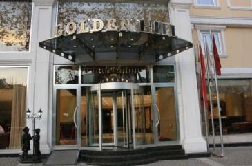 هتل گلدن هیل استانبول _ فاتح