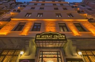 هتل بای مورات کراون استانبول _ تکسیم