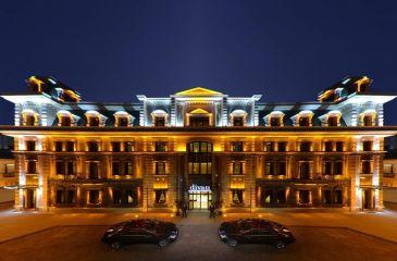 هتل دیوان سوئیتس باتومی