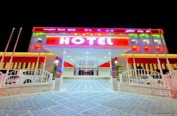 هتل استقلال زاهدان