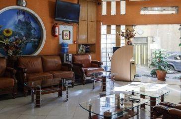 هتل آپارتمان قصر اصفهان