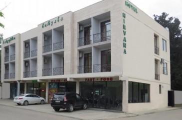 هتل نیروانا تفلیس