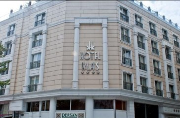 هتل کلاس استانبول _ لاللی