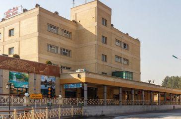 هتل کاوه اصفهان