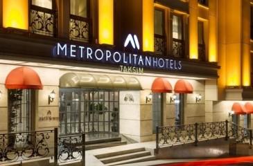 هتل متروپولیتن استانبول _ تکسیم