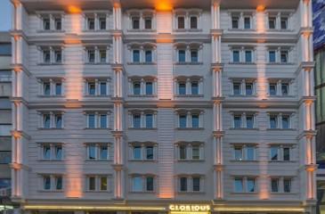هتل گلوریوس استانبول _ آکسارای