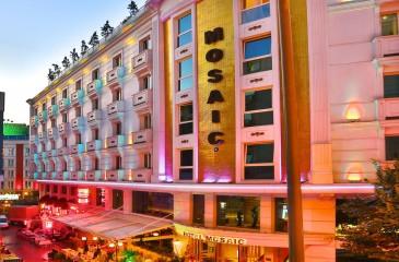 هتل موزاییک استانبول _ لاللی