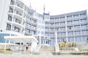 هتل ساناپیرو باتومی