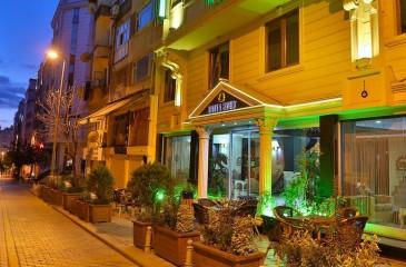 هتل بودو استانبول _ آکسارای