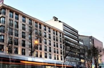 هتل گرند ارس استانبول _ شیشلی
