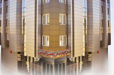 هتل آپارتمان قصر آیدین مشهد