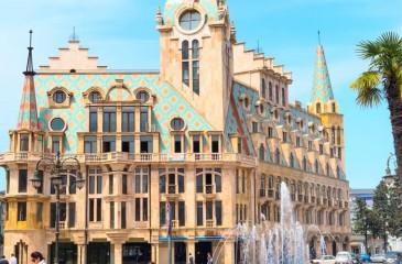 هتل ورلد پالاس باتومی