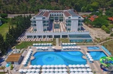 هتل دوسینیا لاکچری ریزورت آنتالیا _ کمر