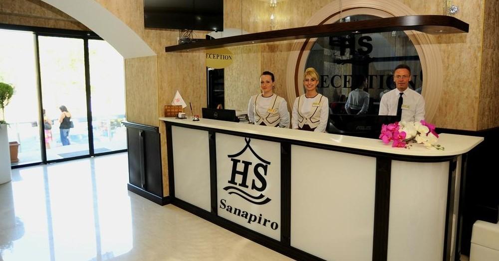 هتل ساناپیرو تفلیس