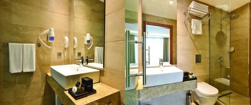 هتل بلو وای سیتی استانبول _ شیشلی