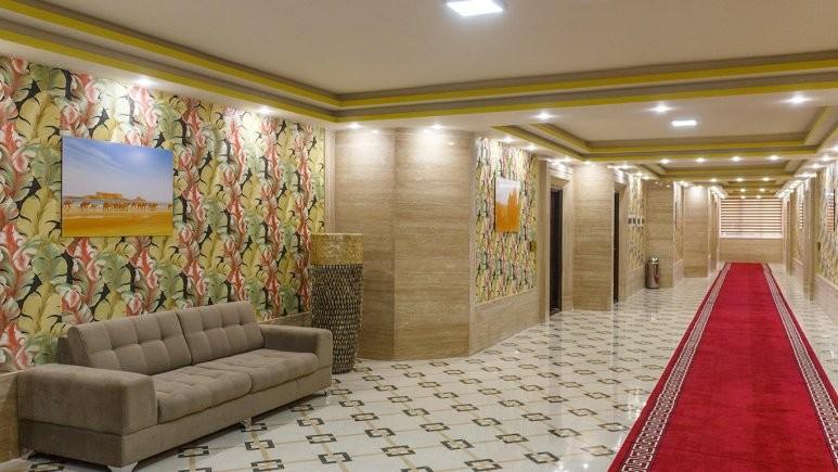 هتل آپارتمان پرشیا قشم