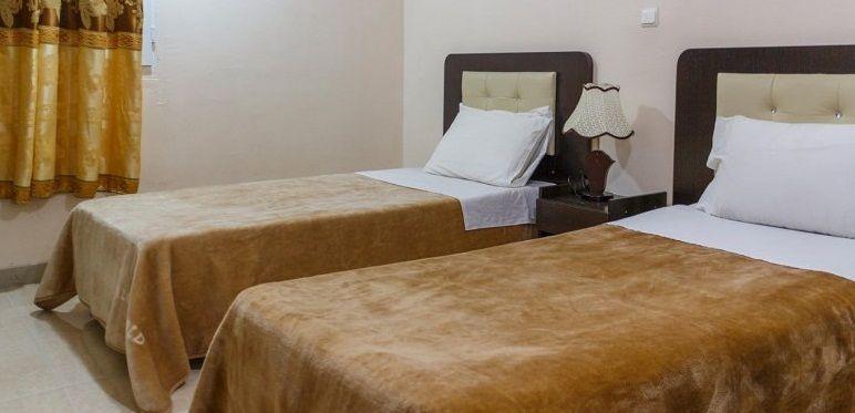 هتل سما 1 قشم