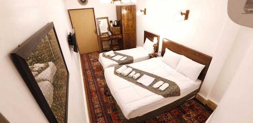هتل سنتی ترنج یزد