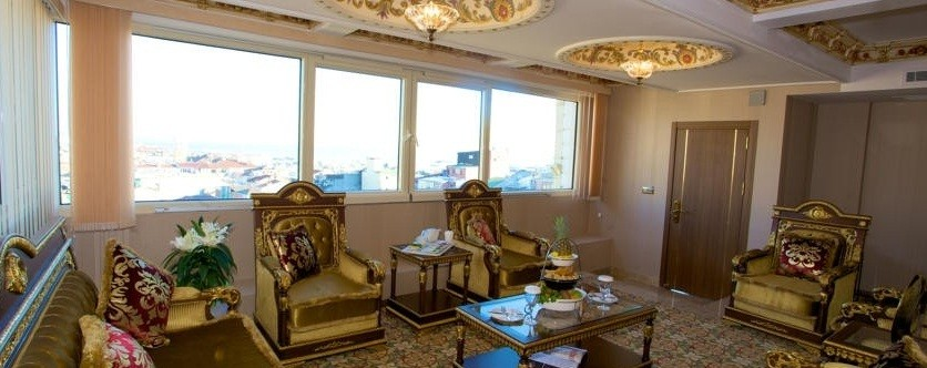 هتل مارمارای استانبول _ ینیکاپی