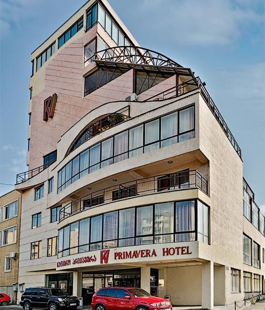هتل پریماورا تفلیس