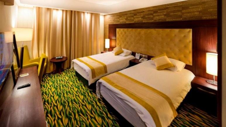 هتل ارگ جدید یزد