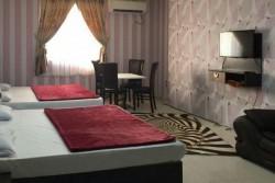 هتل پرشین گلف قشم _ درگهان