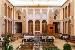 هتل موزه فهادان یزد