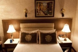اتاق دو تخت برای یک نفر