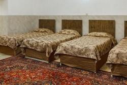 اتاق چهار تخت
